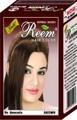 Краска для волос REEM на основе хны, Коричневая, Индия